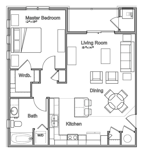 Floorplan - Arlington  image