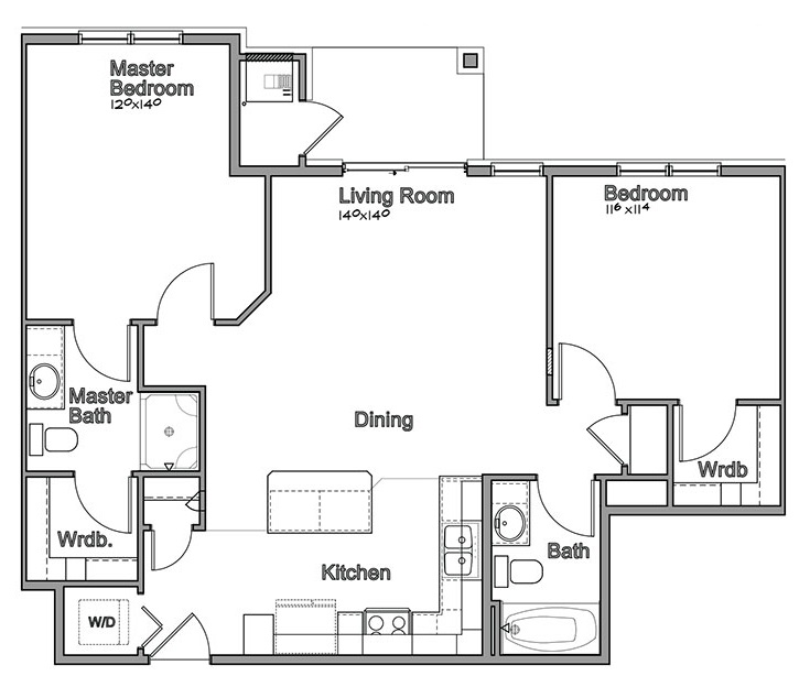 Floorplan - Grafton image
