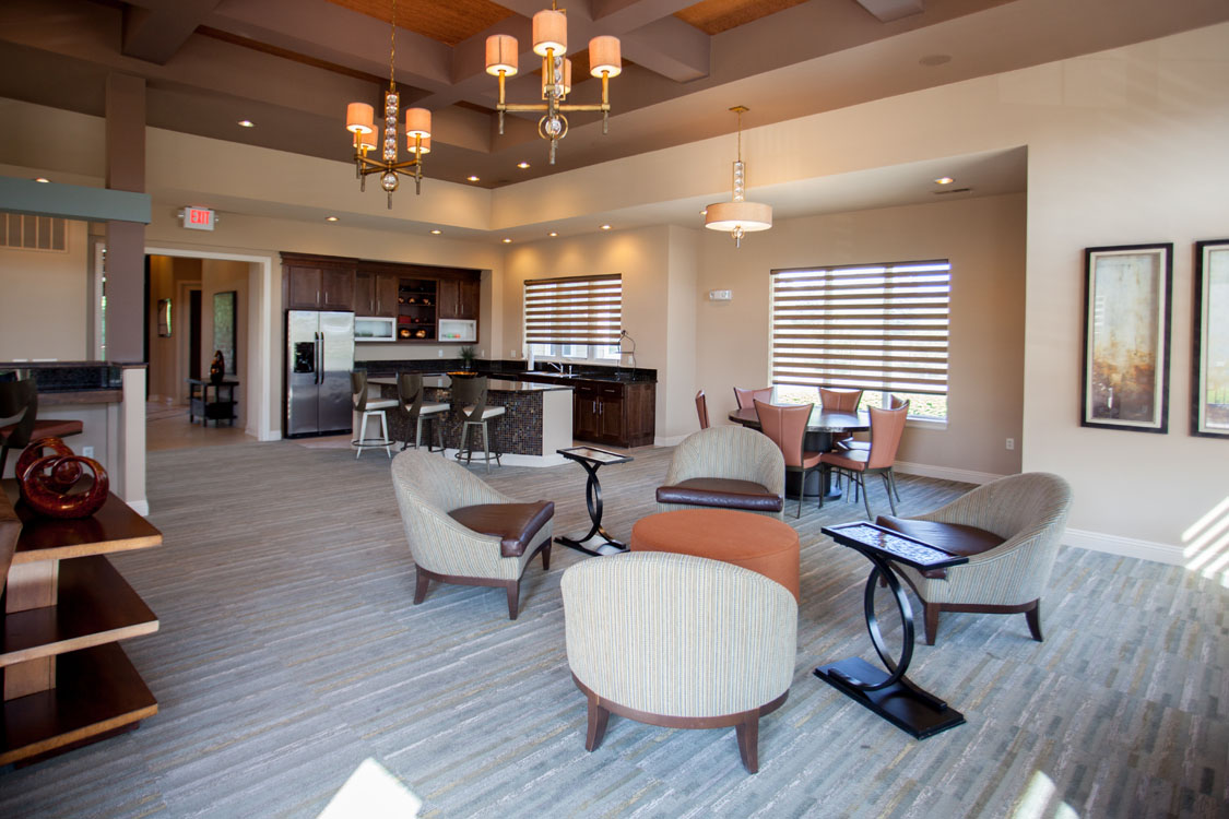 1, 2, & 3 Bedroom Apartments for Rent with Clubhouse at Montclair Village in Midtown Omaha, NE.