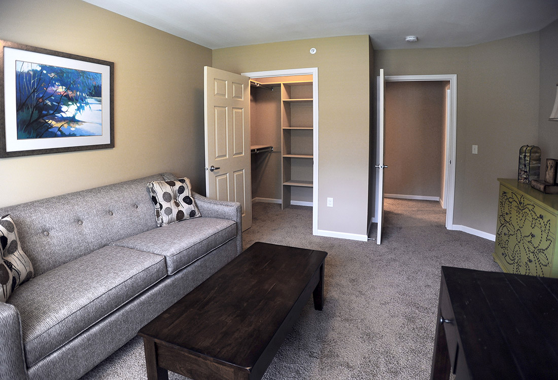 Ample Closet Space at Montclair Village Apartments in Omaha, Nebraska