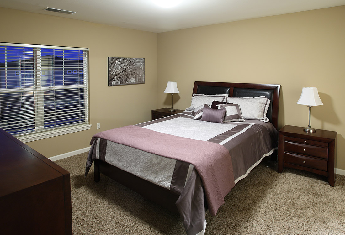 1-Bedroom Apartments at Montclair Village Apartments in Omaha, Nebraska