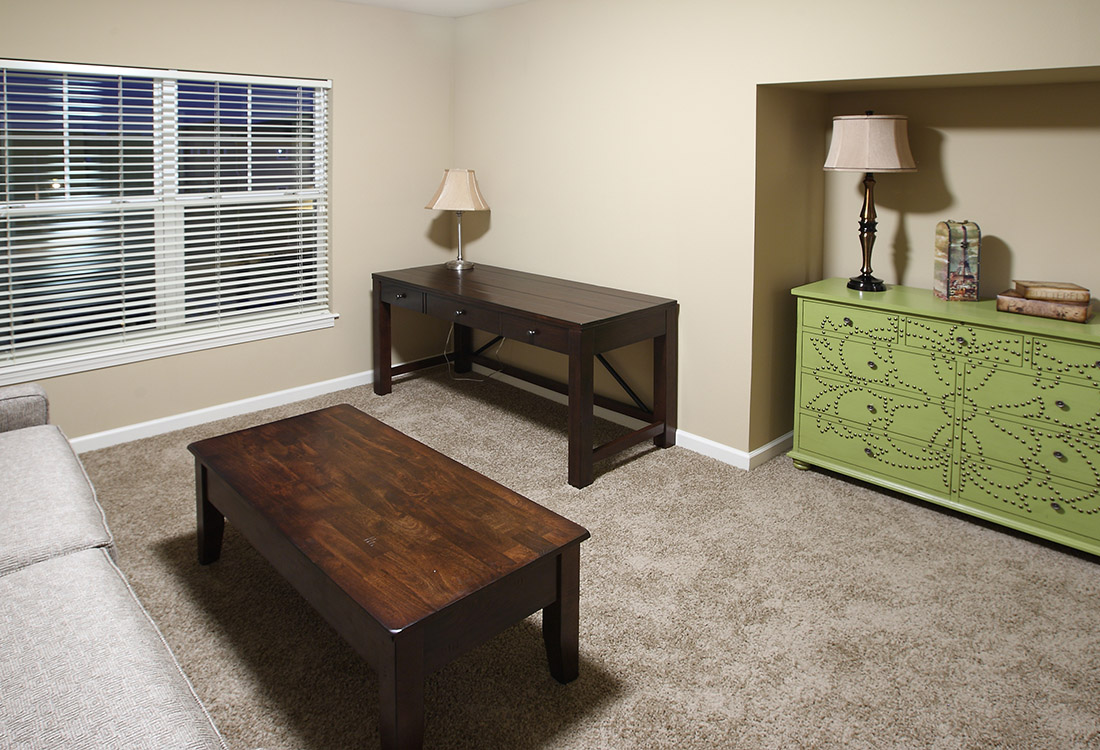 Large Apartment Rentals at Montclair Village Apartments in Omaha, Nebraska