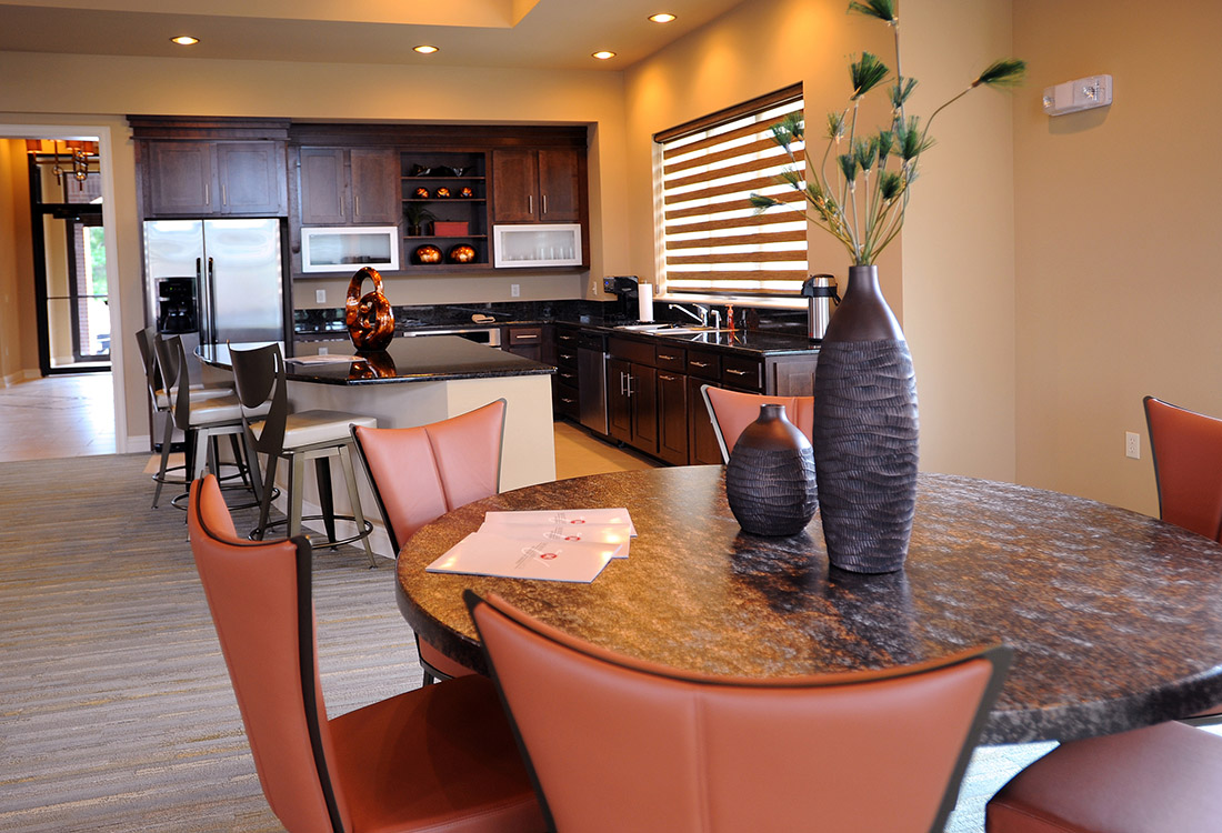 Luxury Amenities at Montclair Village Apartments in Omaha, Nebraska