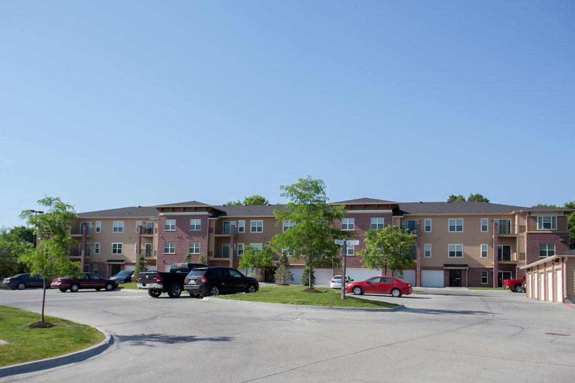 1, 2, & 3 Bedroom Apartments for Rent at Montclair Village in Midtown Omaha, NE.