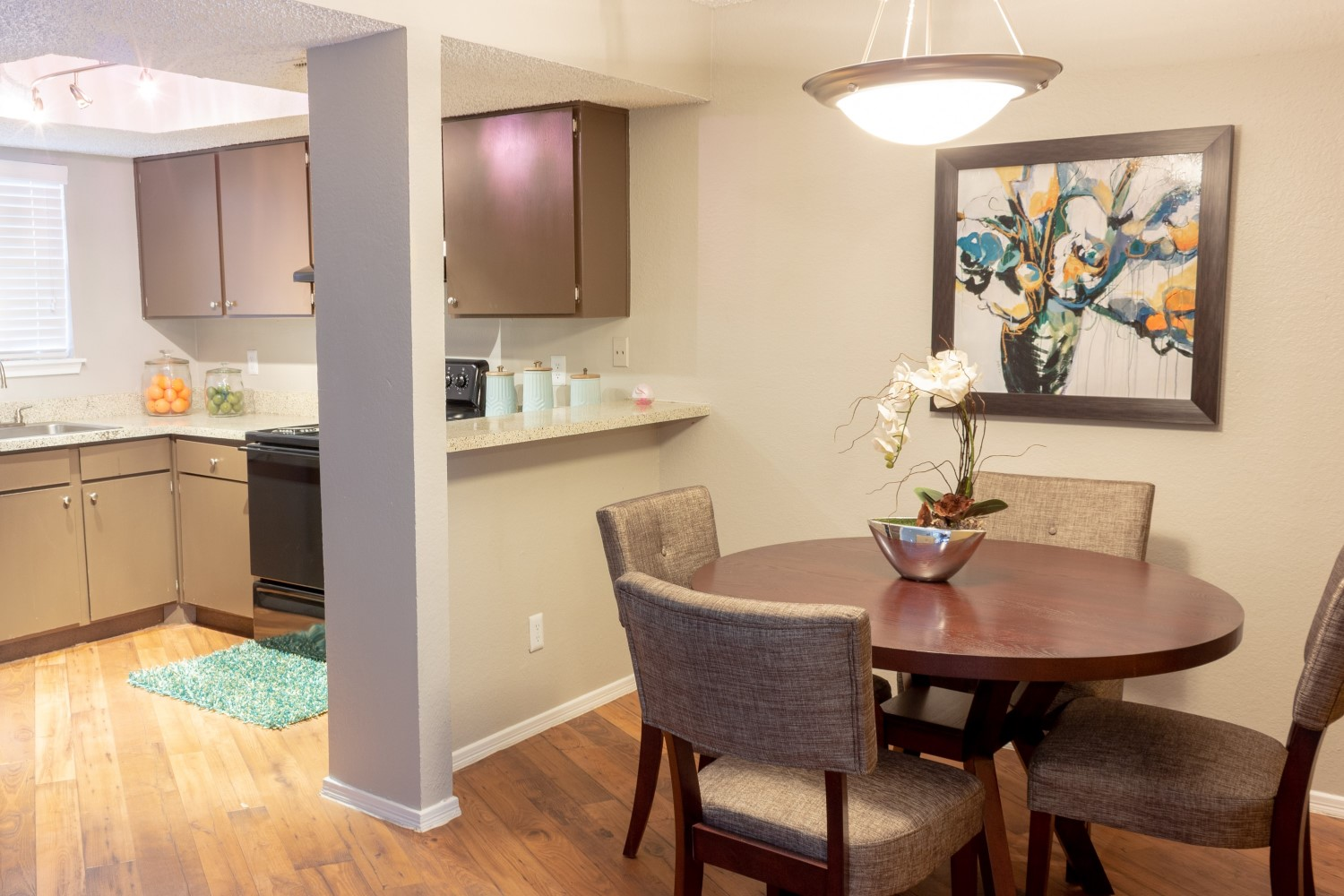 Spacious Floor Plans at Montecito Creek Apartments in Dallas, Texas
