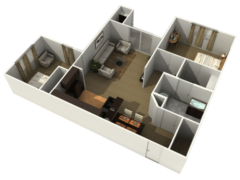 Mountain Ranch - Floorplan - Dixon Street