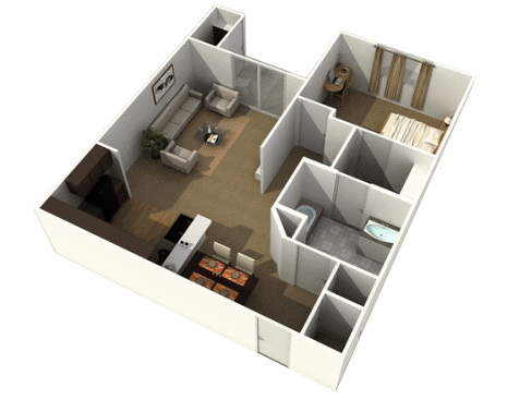 Floorplan - Maple Hill image