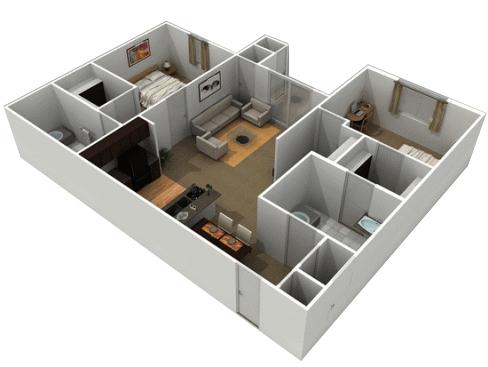 Mountain Ranch - Floorplan - Razorback