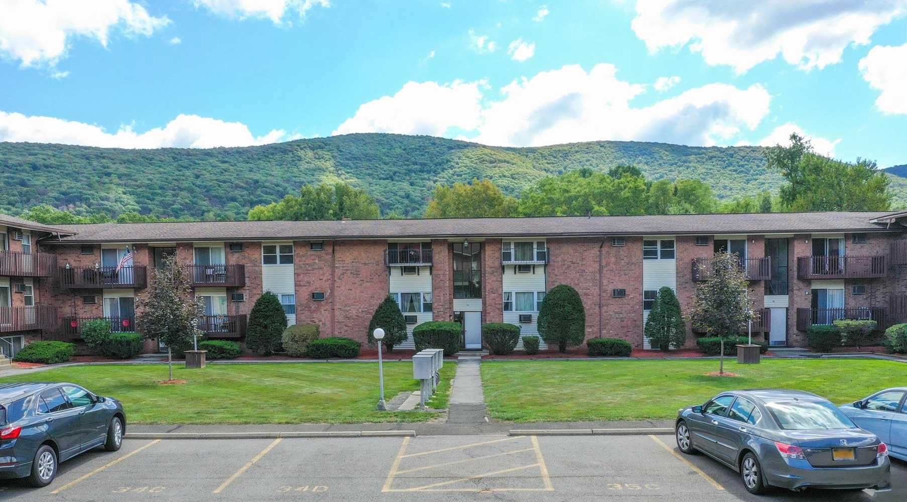 24 Hour Availability at Mountainview Gardens Apartments in Fishkill, NY