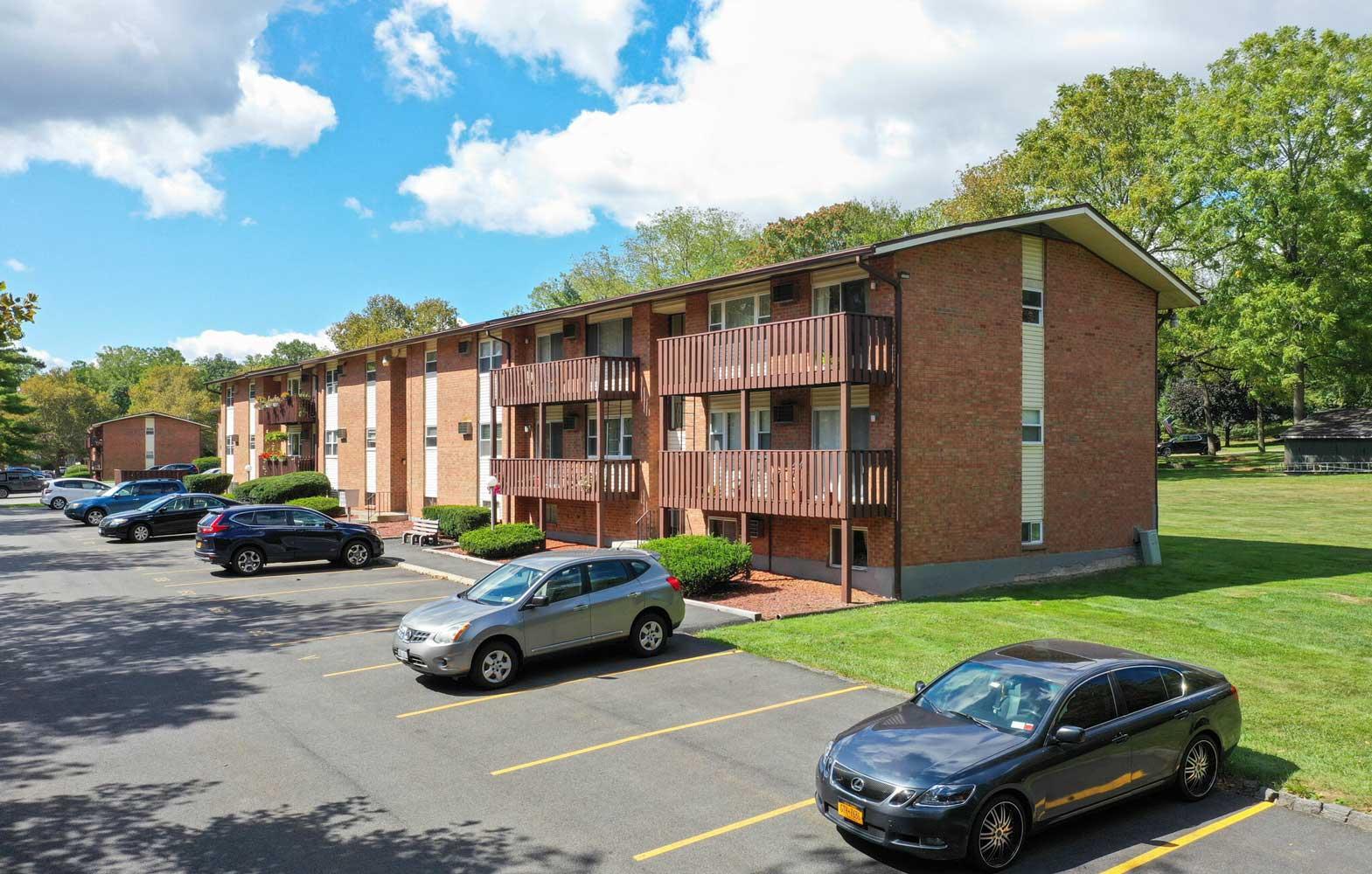 Laundry Facilities at Mountainview Gardens Apartments in Fishkill, NY
