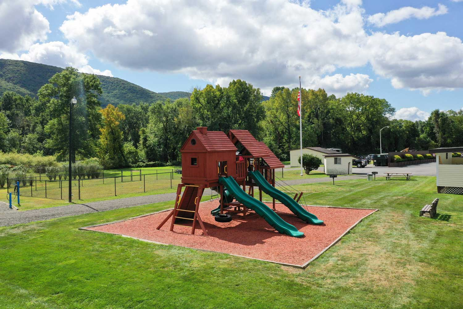 Playground at Mountainview Gardens Apartments in Fishkill, NY