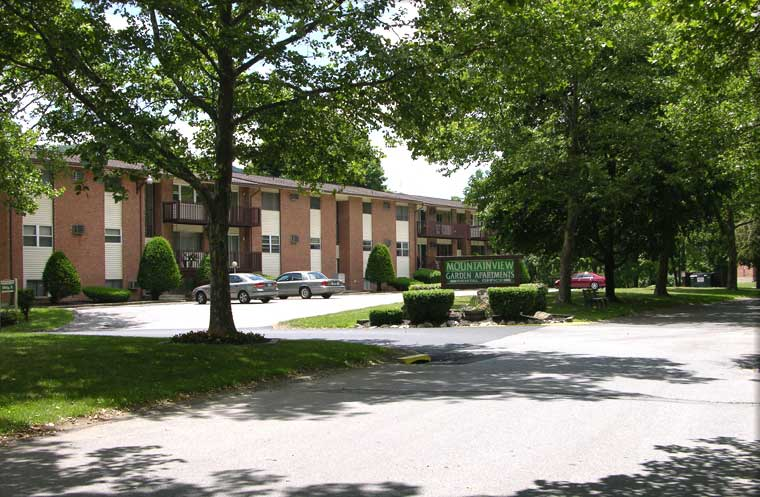 Two Bedroom Apartments for Rent at Mountainview Gardens Apartments in Fishkill, NY