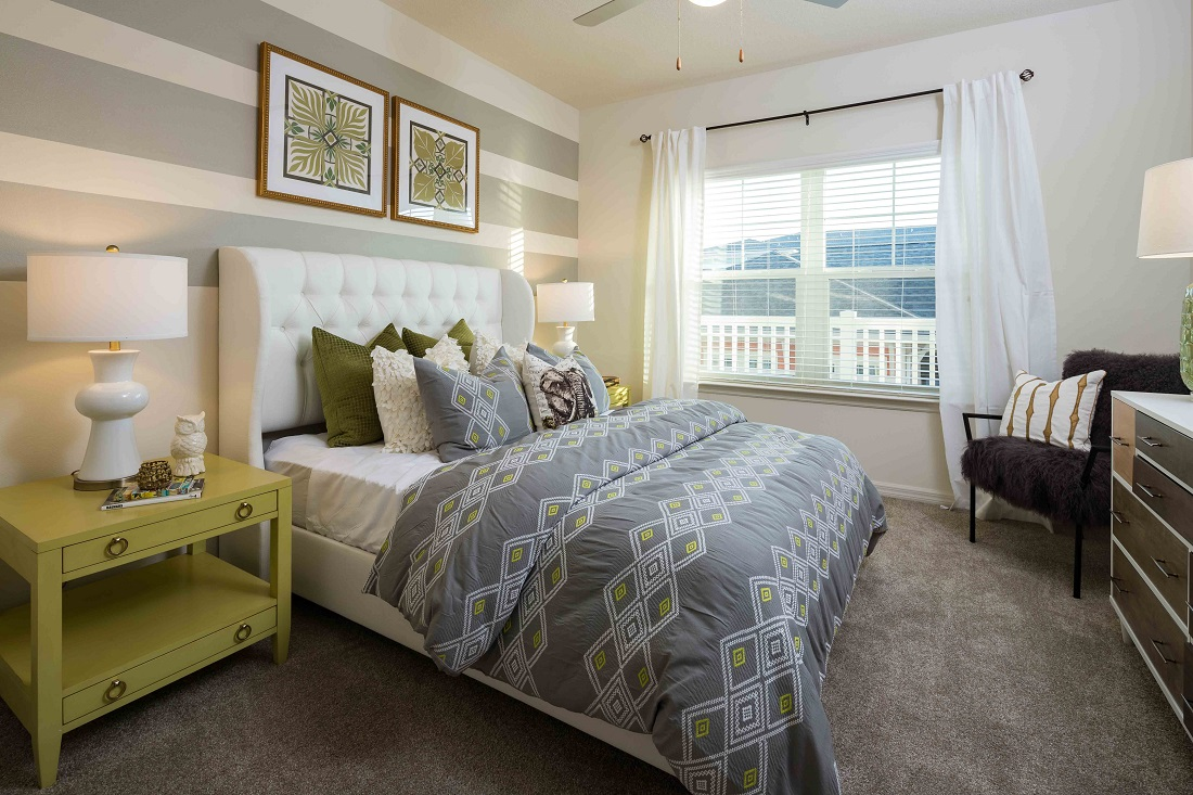 One, Two and Three Bedroom Apartments at M South Apartments in Tampa, Florida