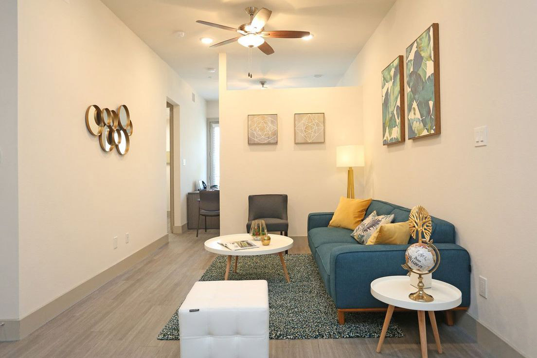 Upscale Amenities at Mt. Vernon Lofts Apartments in Houston, Texas