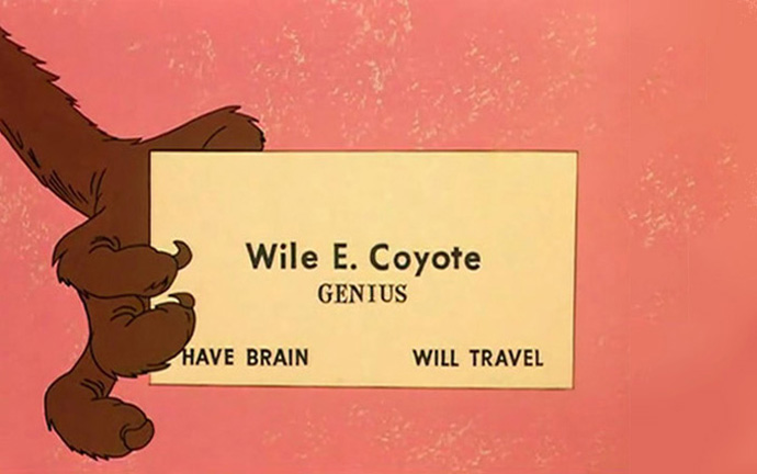Property Management vs. Wile E. Coyote