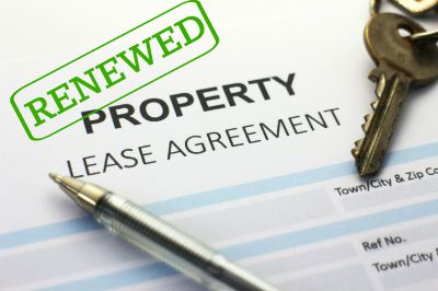 What is the Value of a Single Lease Renewal?