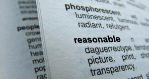 Property Management: The Reasonable Person