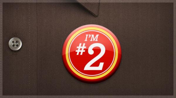 Property Management: We're Number 2!