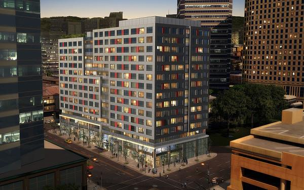 CIM Group Tops Out 288-Unit 1150 Clay Luxury Apartment Development in Downtown Oakland