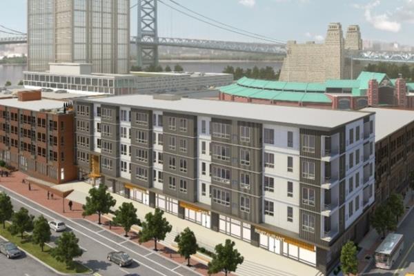 The Michaels Organization Celebrates Groundbreaking of 156-Unit Apartment Community in Camden