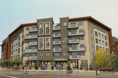 KTGY-Designed Portland Mixed-Use Project Planned