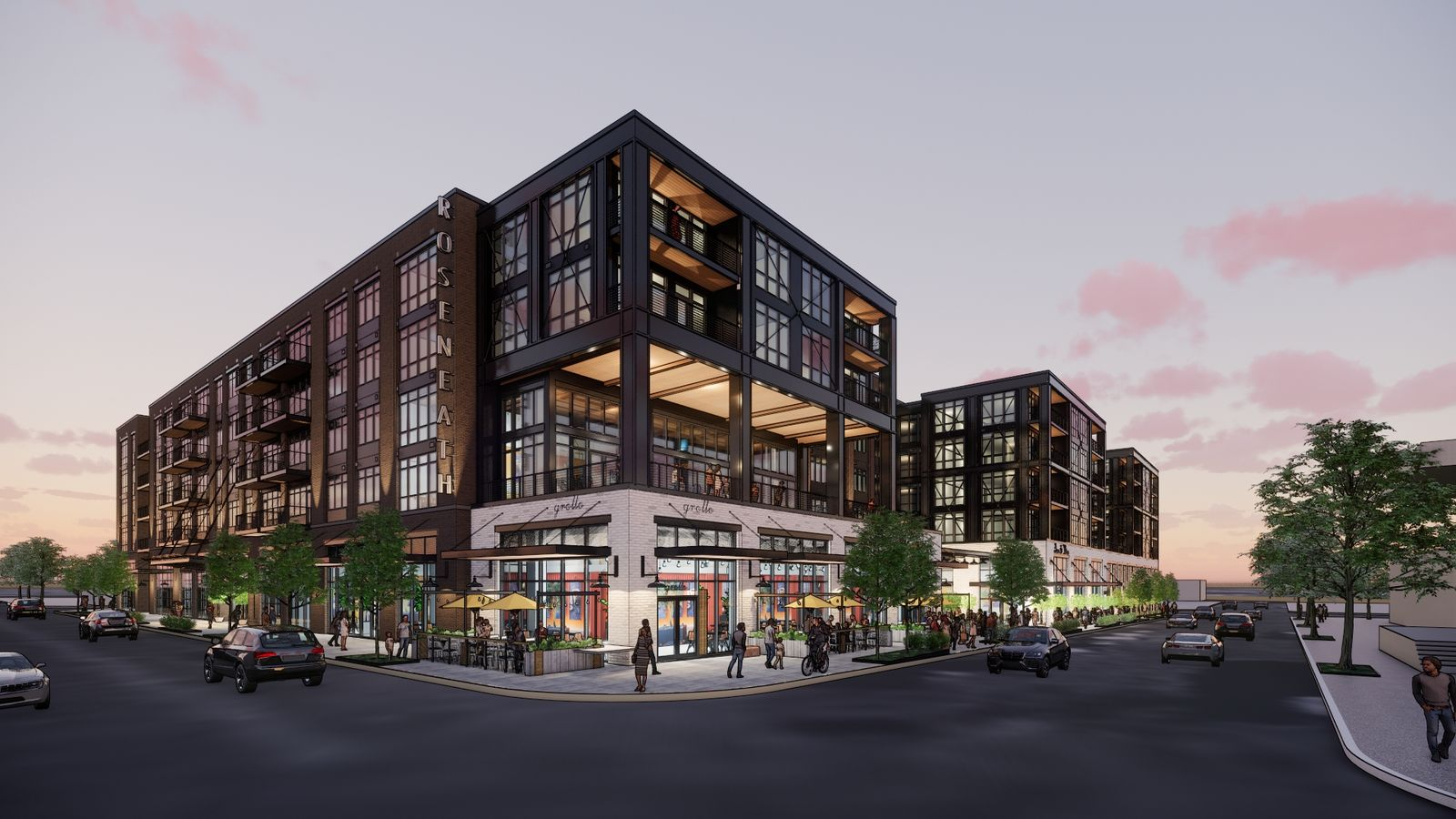Construction Begins on New 350-Unit Mixed Use Apartment Community in Richmond's Vibrant Scott's Addition Neighborhood