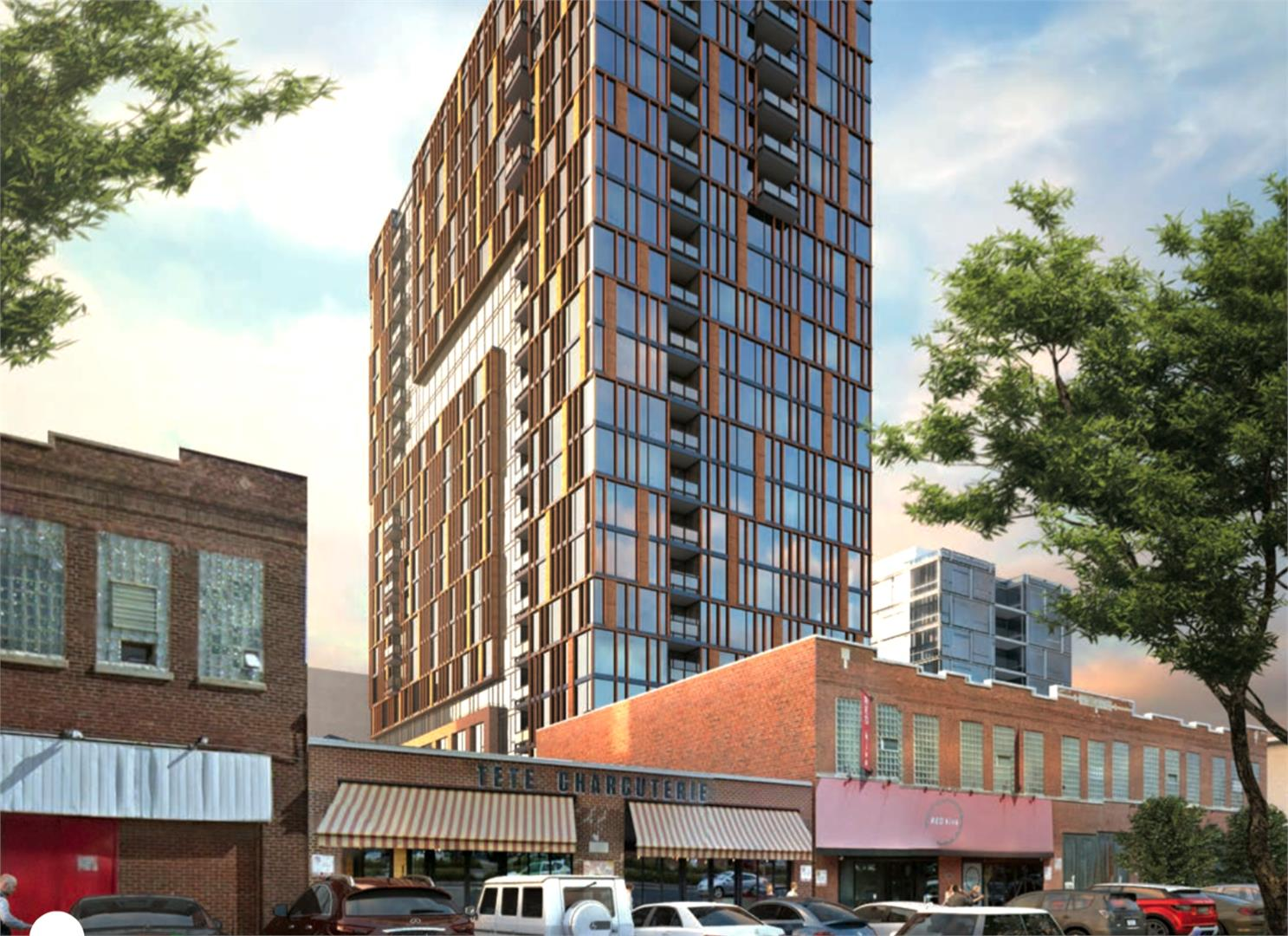 Greystar Breaks Ground on Its First Chicago Development With 223-Unit Apartment Project in Downtown Fulton Market Neighborhood