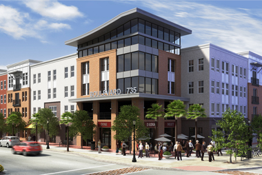 Mixed-Use Revitalization Project to Break Ground