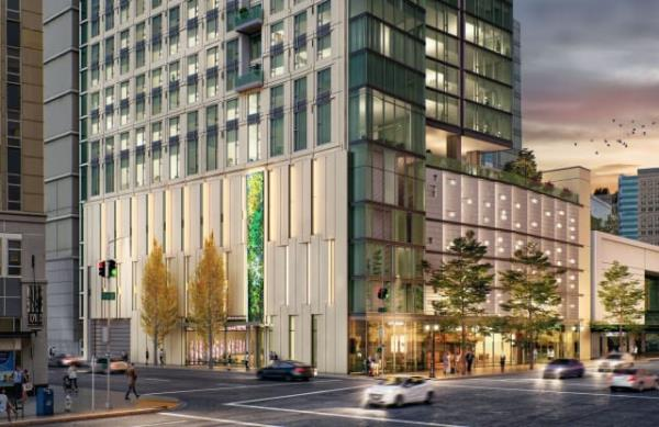 LMC Announces Start of Leasing at Mixed-Use Residential Community in Downtown Oakland