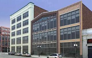 Foreclosure Hits Motor Row