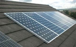 Housing Project Goes Solar