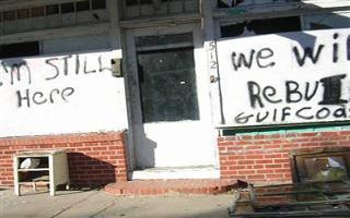 Gulf Coast Activists Protest FEMA
