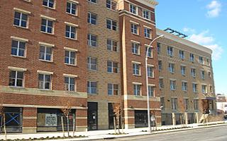Luxury Condos for Homeless?