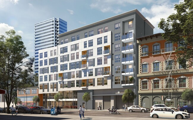 Mixed-Use Midrise Community Adds 224 Luxury Apartment Homes to The Bay Area's Vibrant Uptown Oakland Entertainment District