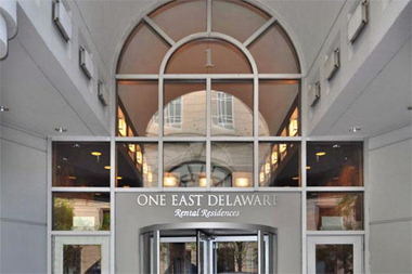 One East Delaware Earns Multifamily LEED Certification