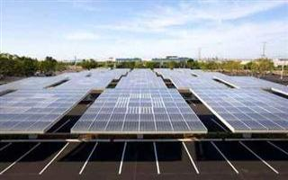 Solar Powered Apartments Opens