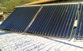 Solar Thermal's Use in Homes