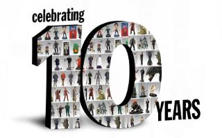 SiteStuff Celebrates 10 Years