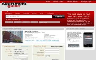 ApartmentGuide.com Ranks #1