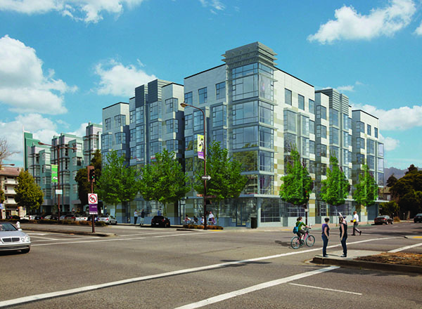 Olympic Residential Group Breaks Ground on Luxury Apartment Community in Downtown Berkeley