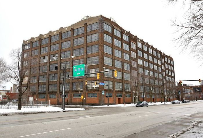 Adaptive Reuse of Historic Garment Factory Adds Modern Residential Units and New Restaurant to Cleveland's Superior Arts District