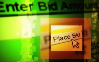 Brokers Turn to Online Auctions