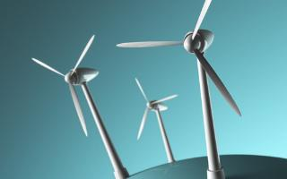 Wind Turbines to Top High-Rise