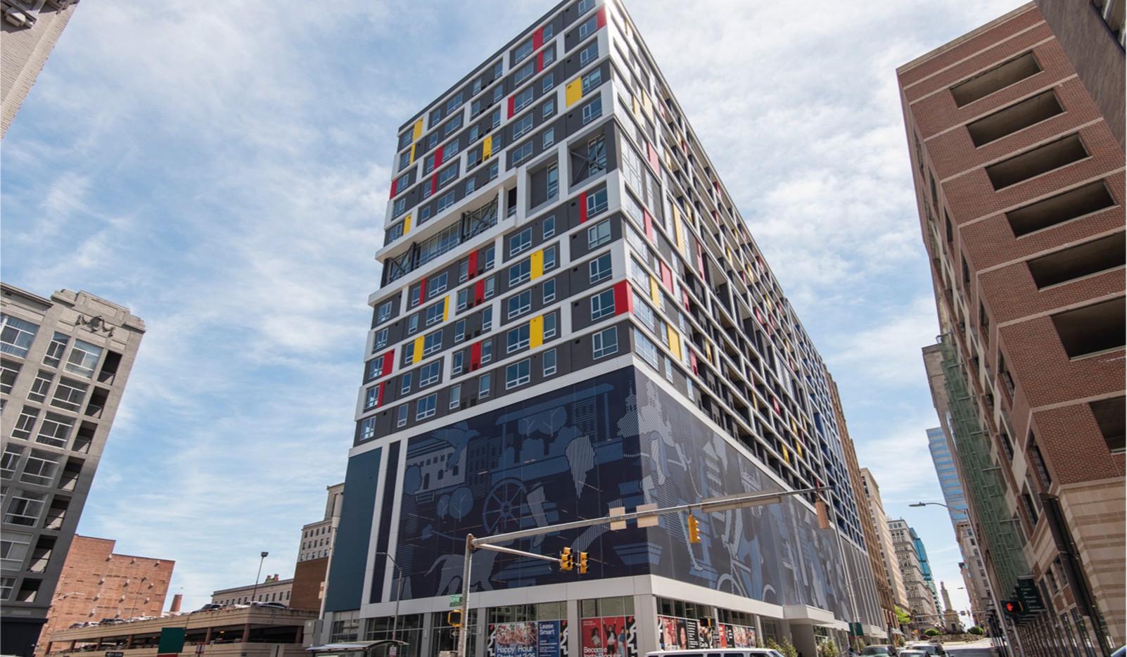 Broadshore Capital Partners Acquires 347-Unit 225 North Calvert Apartment Community in Inner Harbor District of Downtown Baltimore