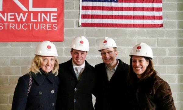 Developers Celebrate Topping Out of 72-Unit Luxury Residential Tower in NYC Upper West Side