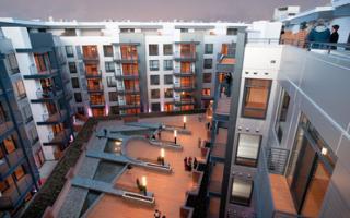 Allegro Apartments Change Hands