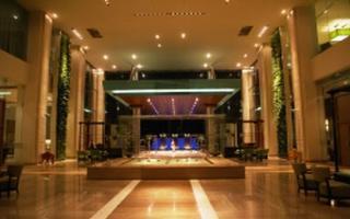 Hotel Hits LEED Platinum Rating