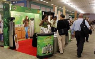 IBS Conference Crowds Optimistic