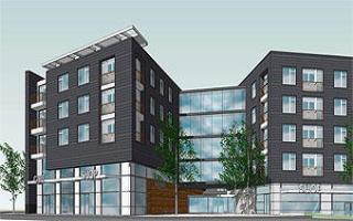 Mixed-Use Community Goes LEED