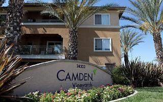 Camden Slows New Development